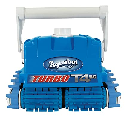 e321afb6a6 Amazon.com : Aquabot Turbo T4RC Robotic In-ground Pool Cleaner with ...