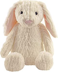 "Manhattan Toy Adorables Cloud Bunny Stuffed Animal, 10"""