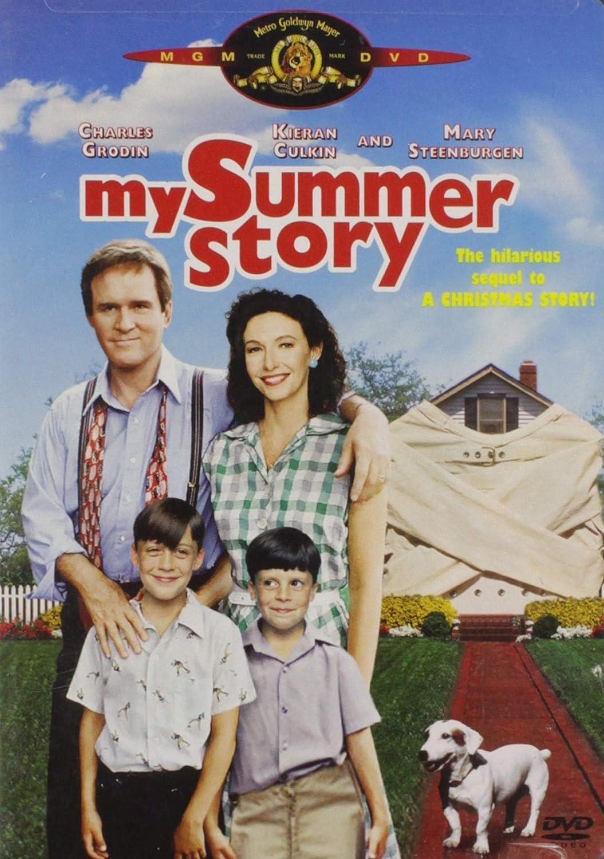 A Christmas Story Sequel.Amazon Com My Summer Story Charles Grodin Kieran Culkin Mary