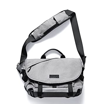 3f8e76c0ff28 NewBring Messenger Bag for Men and Women Crossbody Water Resistant with  Water Bottle Pocket Shoulder Bag