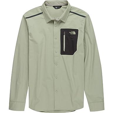 aee57387c The North Face Men's Alpenbro Long Sleeve Woven Shirt