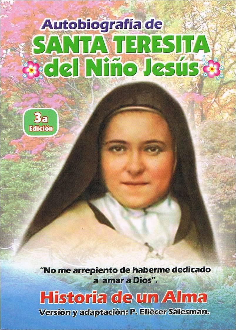 Read Online Autobiografia de Santa Teresita del Nino Jesus. Historia de un alma pdf