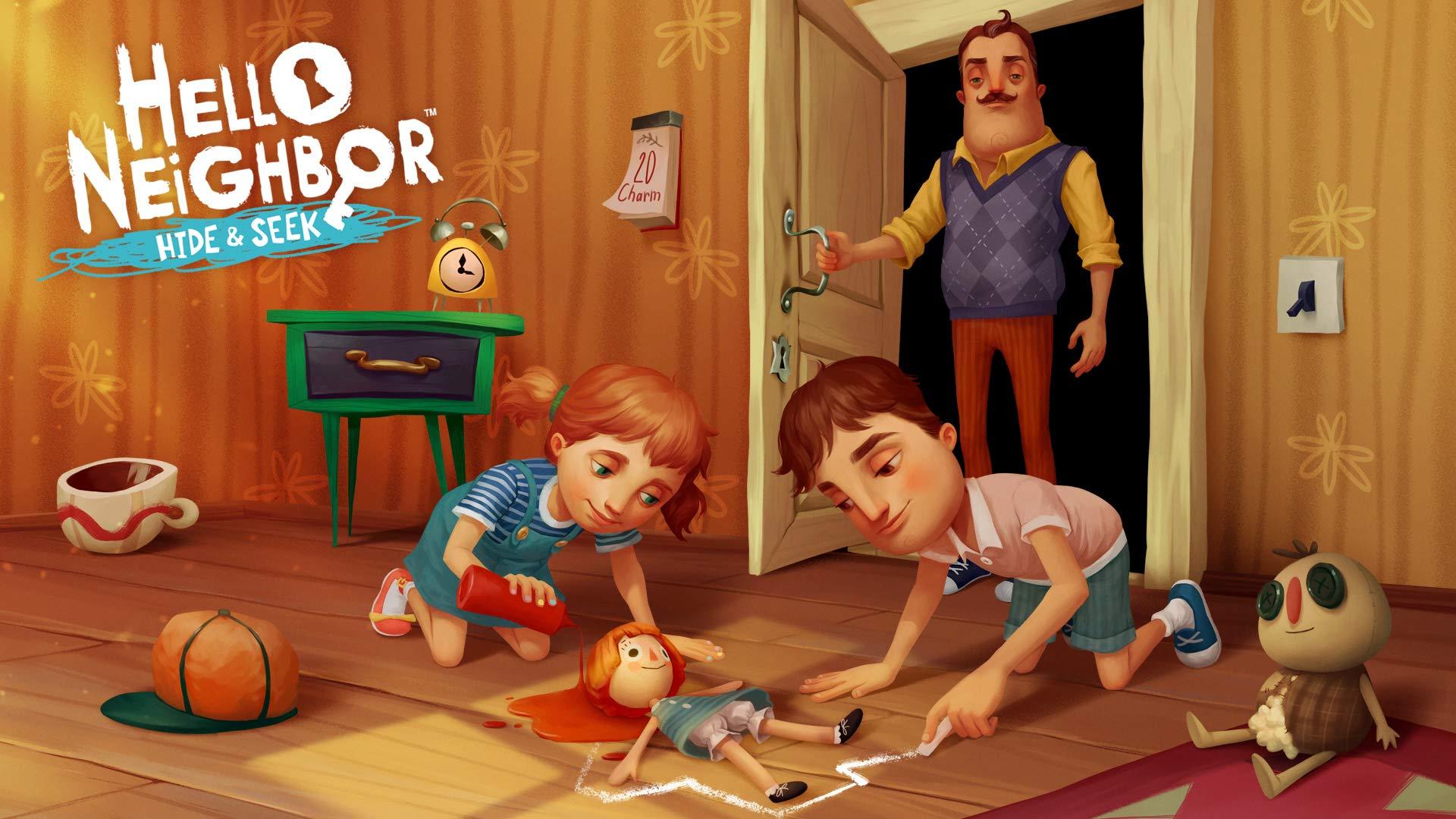 Hello Neighbor Hide and Seek - Nintendo Switch [Digital Code]