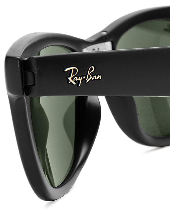 Amazon.com: Ray-Ban RB4105 Wayfarer - Gafas de sol plegables ...