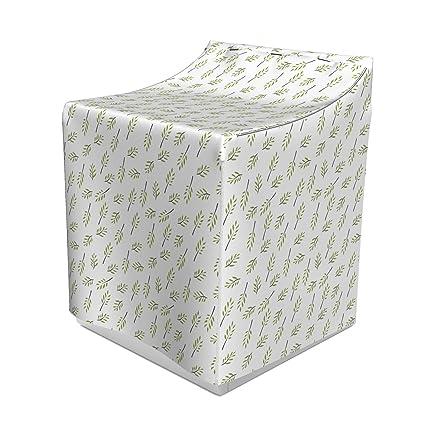 Amazon.com: Funda para lavadora Lunarable, Multi, wmc_66531 ...