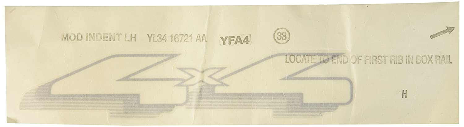 Genuine Ford YL3Z-8425622-AAC Nameplate