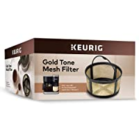 Keurig Reusable Ground Coffee Filter Compatible Essentials and K-Duo Brewers only...