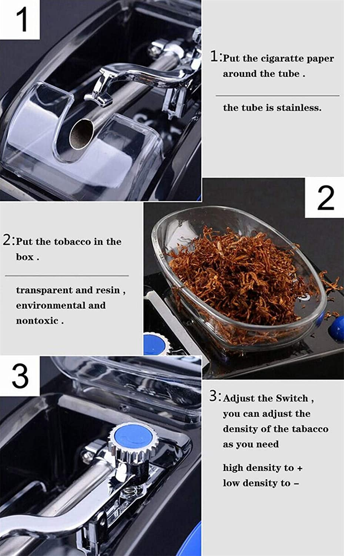 CGRTMK Cigarrillos laminados automáticos eléctricos de la ...