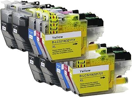 CARTUCCIA di inchiostro compatibile nero LC3219XL per BROTHER MFC-J5330DW MFC-J5335DW