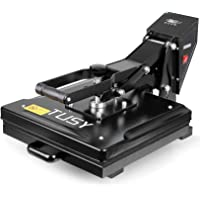 TUSY Heat Press Machine 15x15 inch Digital Industrial Sublimation Printer Press Heat Transfer Machine for T Shirts