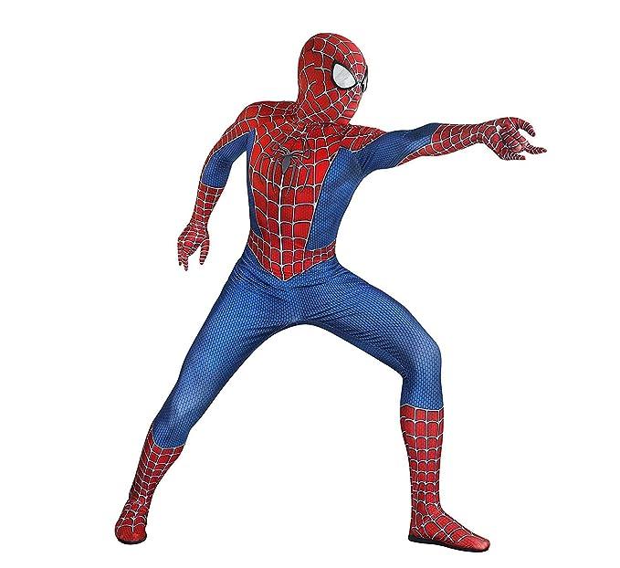 Amazon.com: ComiCAN - Disfraz de Spider Man para fiesta de ...
