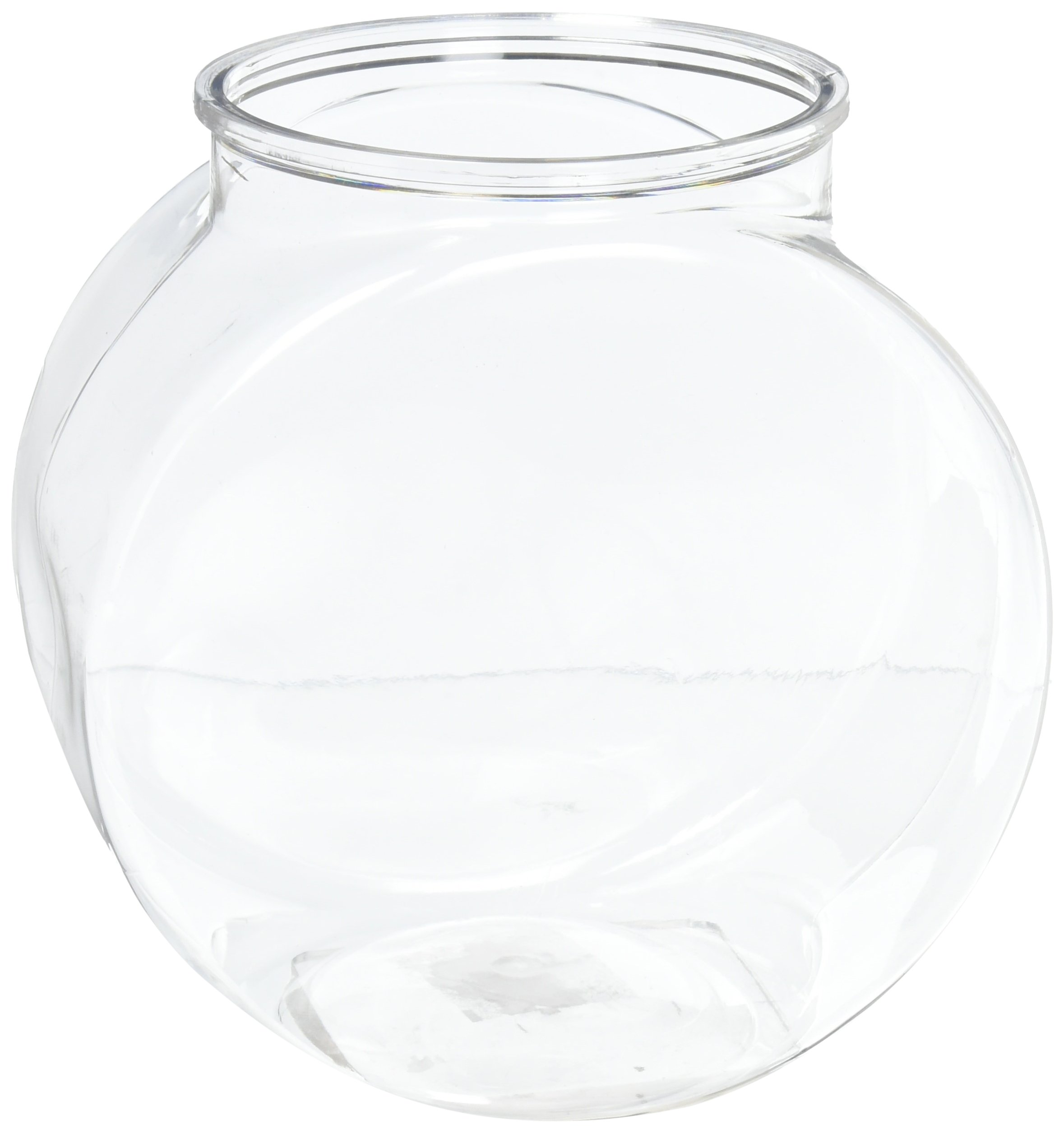 Aqua Accents 0.5 Gallon Aquarium Bowl [Set of 5]