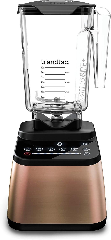 Blendtec Designer 650 Copper Blender with Wildside+ Jar