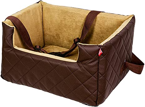 Universal Waschbar Hundeautositz f/ür Kleine Vordersitz Mittlere BoutiqueZOO Exclusive Hunde Autositz R/ückbank Gro/ße Hunde Autositz f/ür Hunde