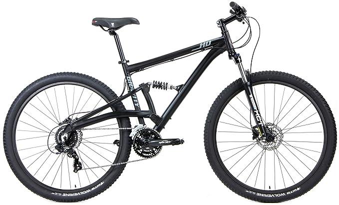 Gravity FSX 29 HD 1 Dual Suspension Mountain Bike 24 Speed