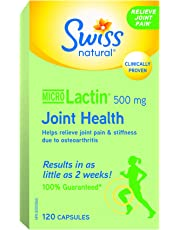 Swiss Natural Microlactin 500mg Capsule 120 Box