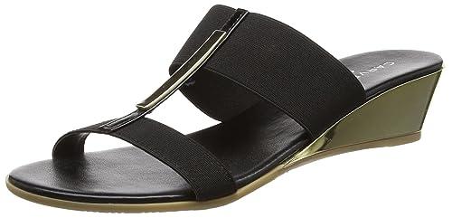 Carvela Sandalias de Tacón Negro EU 37 HhZ4f0