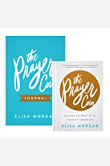 The Prayer Coin - 2-book set (book & journal): Daring to Pray with Honest Abandon Hardcover