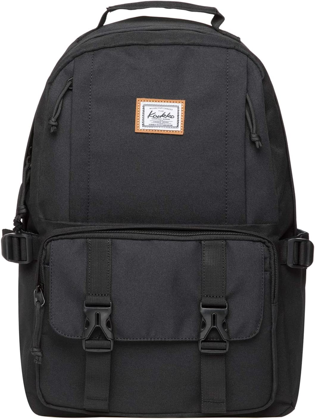 KAUKKO Stylish Laptop Backpack Multipurpose Daypack,18.49L
