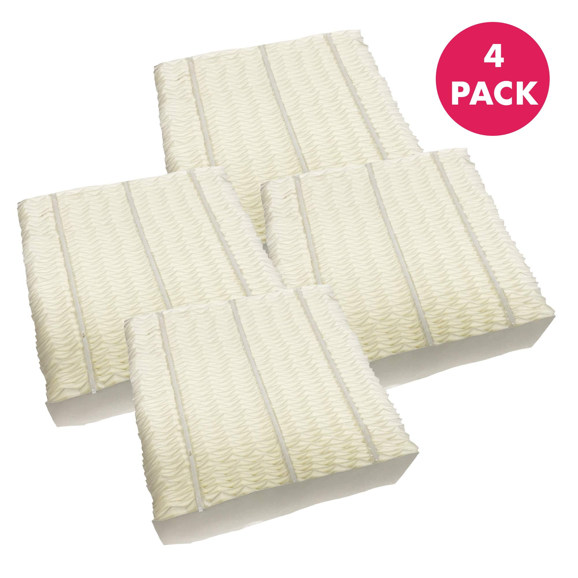 Think Crucial Replacement Humidifier Filters Compatible with Aircare 1043 Paper Wick Humidifier Filter Part #1043-10.8'' x 4.2'' x 12.5'' - Models Spacesaver 800,8000 Series Console,Bulk Pack (4 Pack)