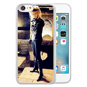 British Rock Star David Bowie Rose Harley TPU Rubber Durable Plastic Case for iPhone 7 4.7