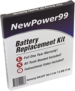 Amazon Com Newpower99 Battery Replacement Kit With Battery