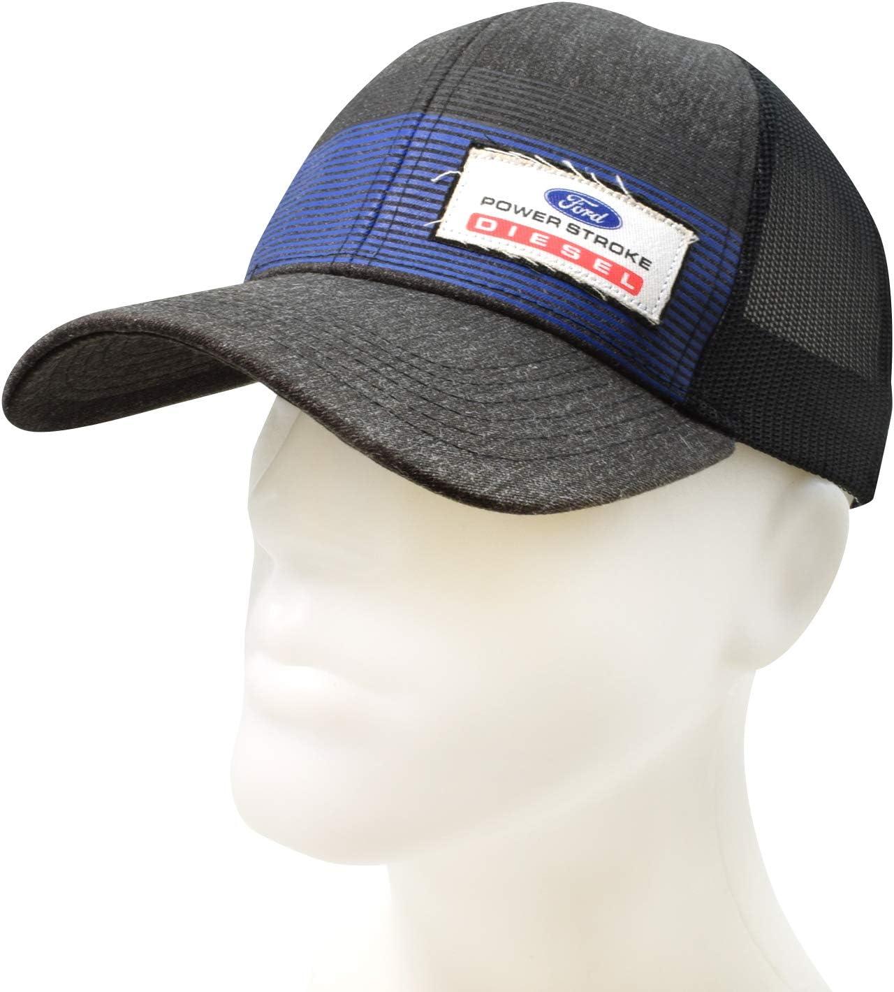 CarBeyondStore Ford Power-Stroke Diesel Mesh Baseball Cap