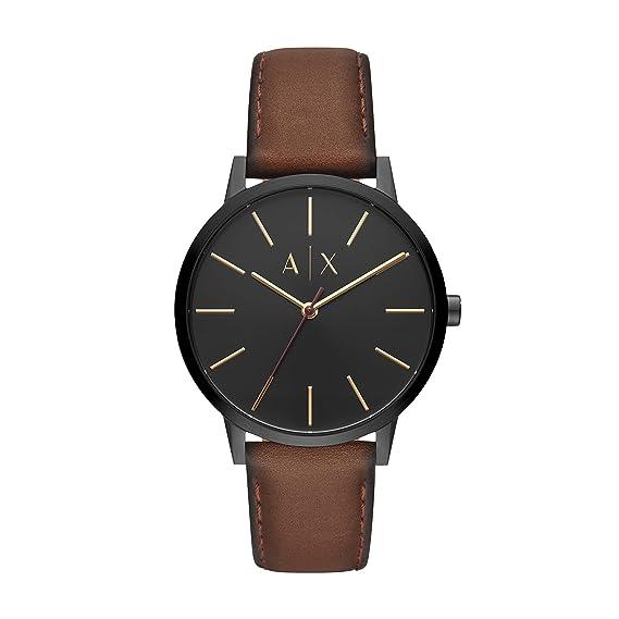 9a9aa769058a Armani Exchange AX2706 Reloj para Hombre