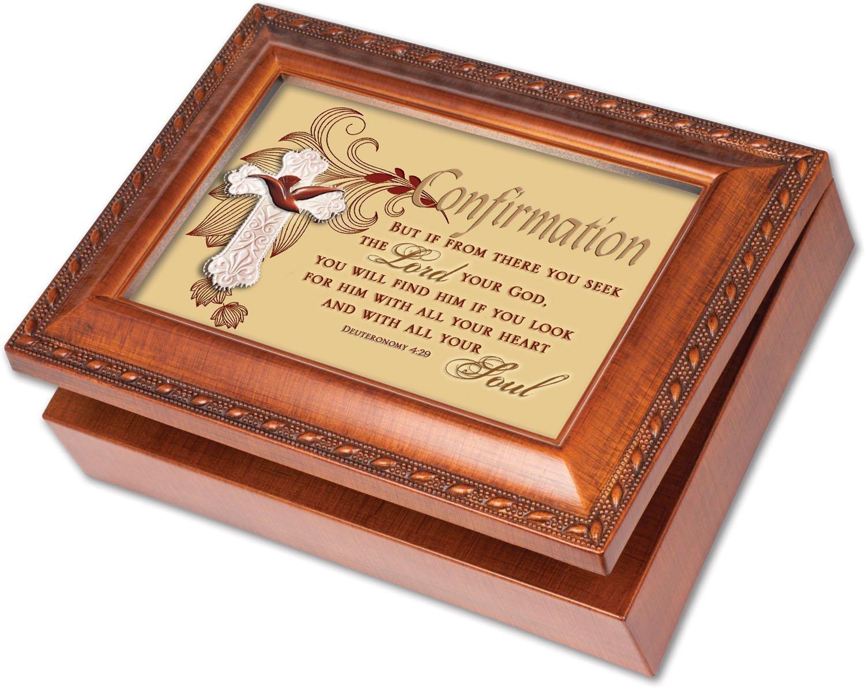 100%安い 確認Cottage is Garden木目仕上げ音楽ジュエリーボックス – Plays Song Great is – Thy Faithfulness Faithfulness B00MHWRUXO, はぴキャラ:1eb6daed --- arcego.dominiotemporario.com