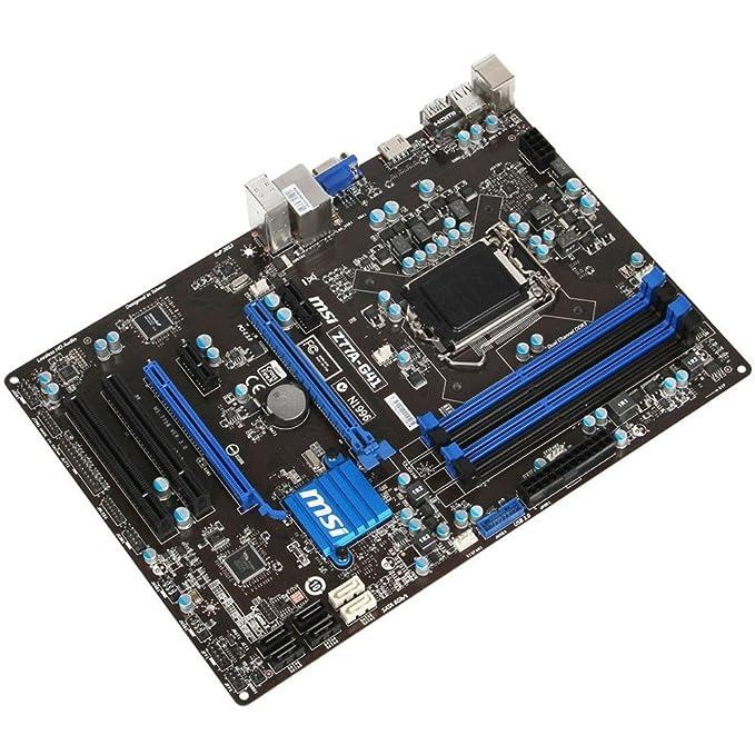 MSI Z77A-G41 Plus Intel Smart Connect Technology Windows 8 X64 Treiber
