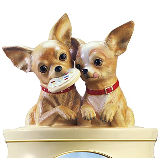 Chihuahua Cookie Jar Unique Amazon Linda Picken Chihuahua Art Ceramic Cookie Jar With