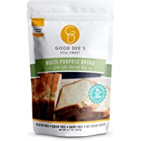Good Dee's Multi Purpose Bread Mix - Keto Friendly, Low Carb, Diabetic Friendly, Sugar Free