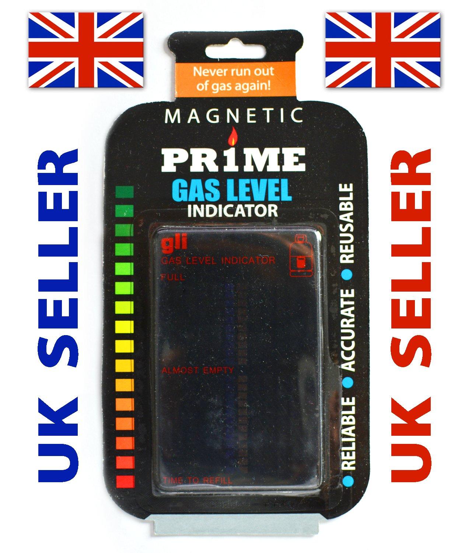 Magnetic gas Level Indicator Gas bottle Level gas bottles gauge home BBQ Camping