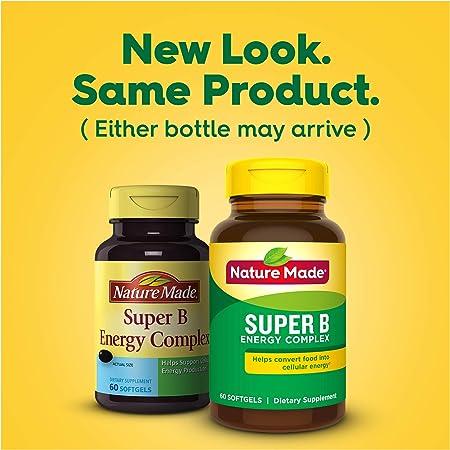 Nature-Made-Super-B-Energy-Complex-Softgels-Reviews