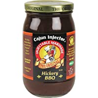 Cajun Injector 16 ounce Hickory barbacoa adobo