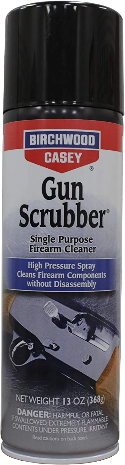 Birchwood Casey Gun Scrubber Single Purpose Firearm Cleaner