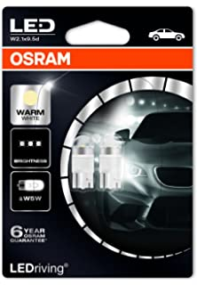 Osram 2850WW-02B LEDriving LED Retrofit W5W Luz de interior 4000K 80%, Blister