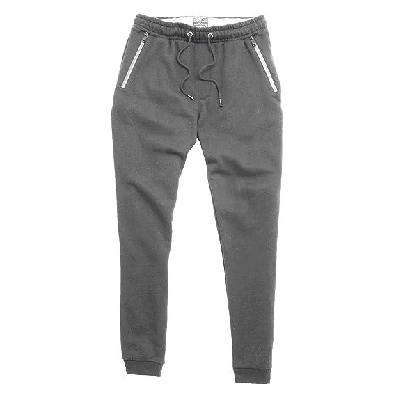 Brave Soul - Pantalones de chándal modelo Edison para hombre (XL ...