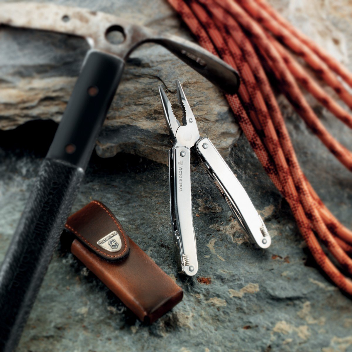 Victorinox Swiss Army SwissTool Spirit Multi-Tool, Includes Leather Pouch by Victorinox (Image #4)