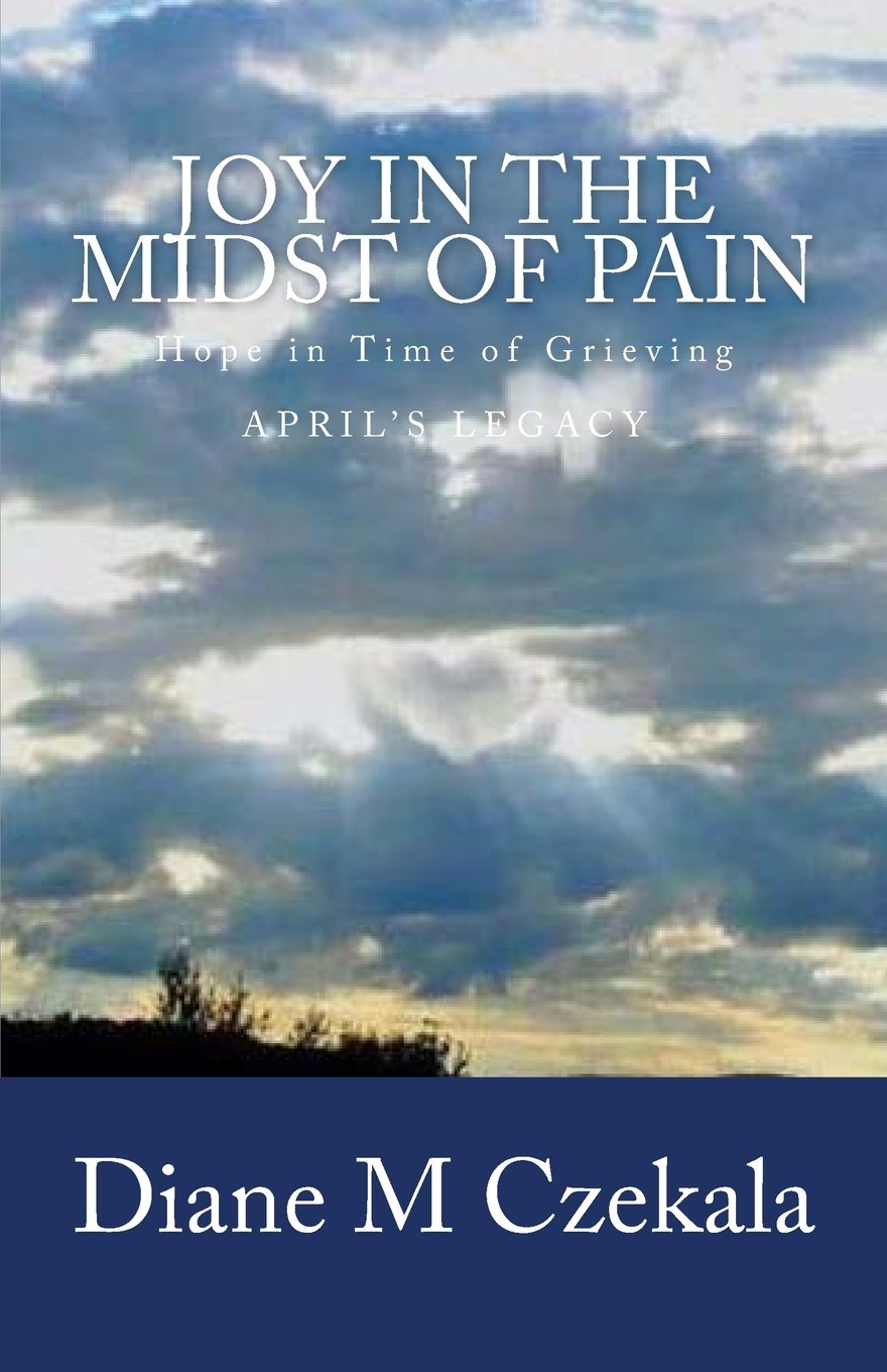 Joy In the Midst of Pain Black & White Edition: Hope in Time of
