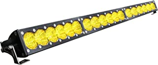"""product image for Baja Designs 45-3014 OnX6 Amber 30"""" Wide Driving LED Light Bar"""