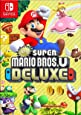 New Super Mario Bros U Deluxe (Nintendo Switch)