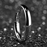 King Will 3mm Stainless Steel Ring Original Color