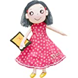 MerryMakers Dot. Plush Doll, 11-Inch