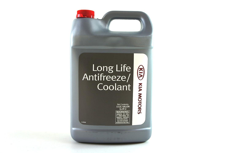 Kia Optima: Use high quality ethylene glycol coolant
