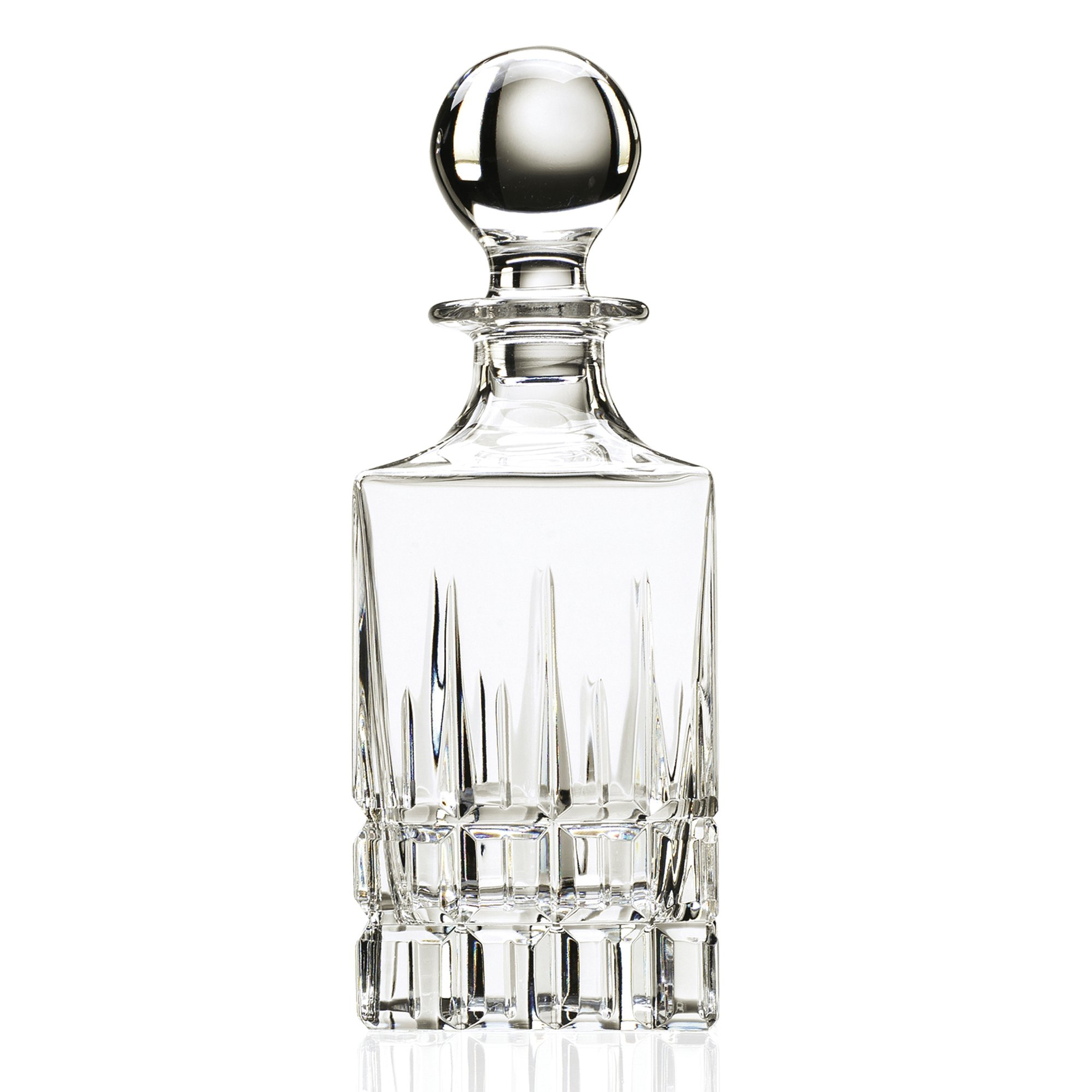 Lorenzo Carrara Collection Square Decanter, Clear