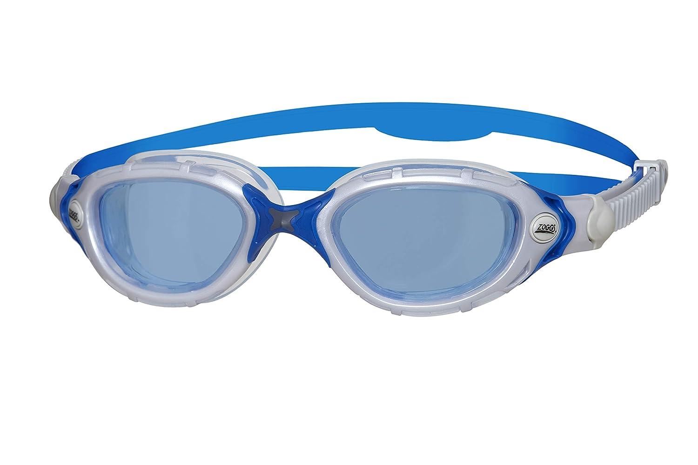 Zoggs Predator Flex 310M - Gafas de natación para hombre, color azul y gris: Amazon.es: Deportes y aire libre