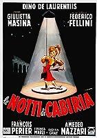 Le Notti di Cabiria (English Subtitled)