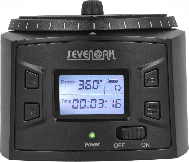 Sevenoak Elektronischer Panoramakopf Kamera