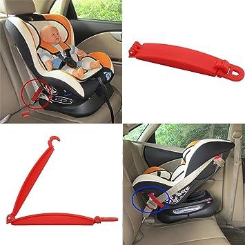 Baby Kid Children CarSeat Safety Belt ClipBuckle Child Toddler Safe Strap Lock/_7